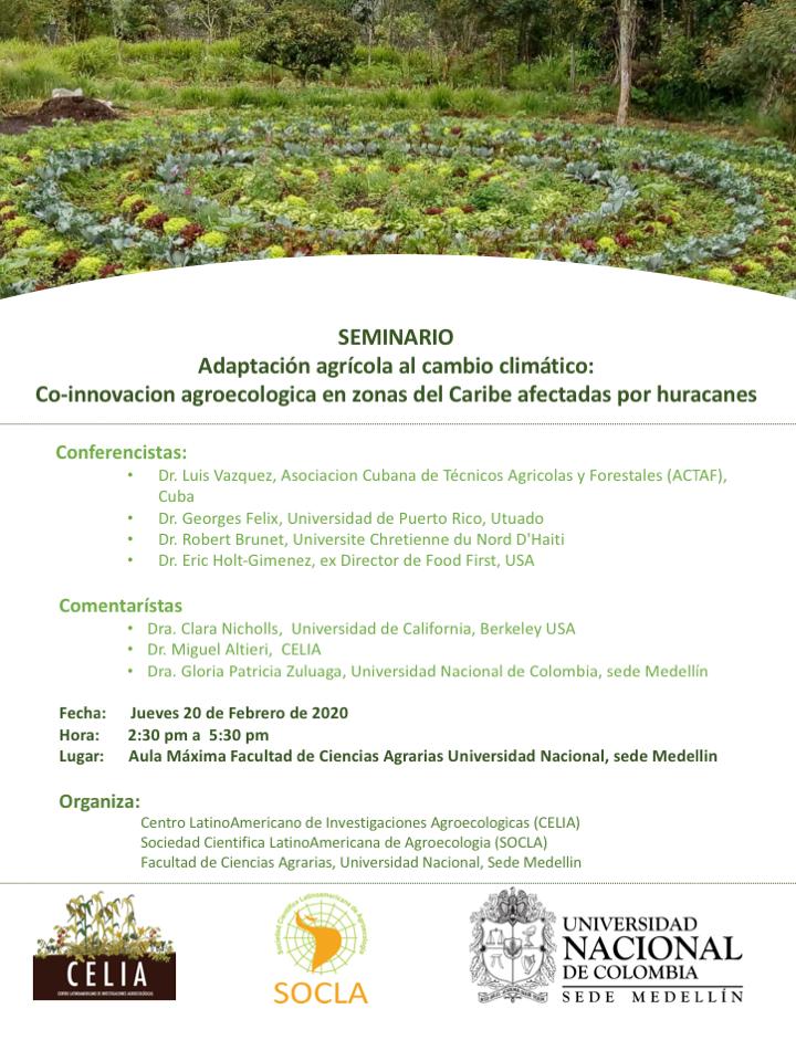 Seminario Medellín Colombia